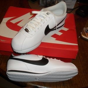 Brand New Leather Cortez Nike's